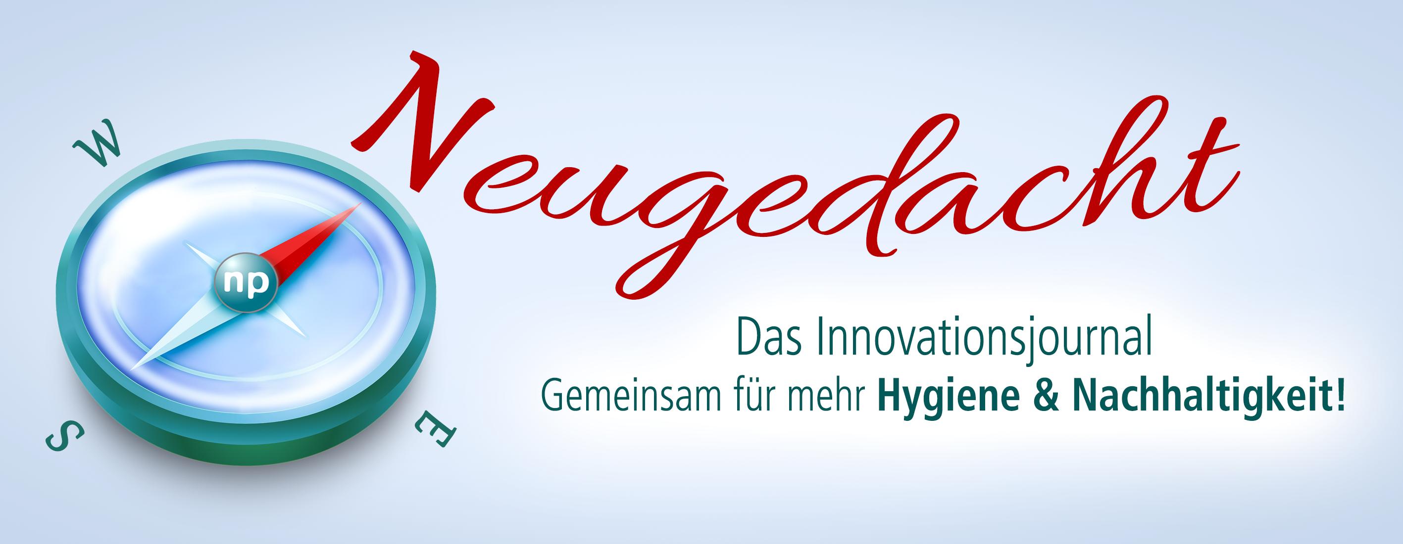 Innovations Journal Nachhaltigkeit Hygiene