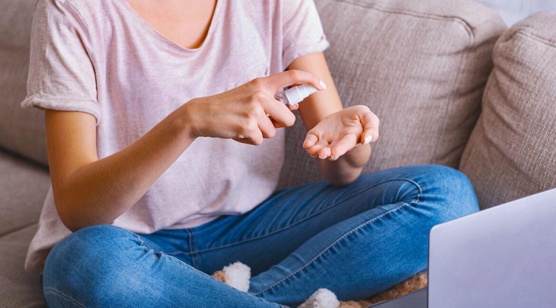 Hand-Schutz-Alternative-Einweg-Handschuh-Desinfektion
