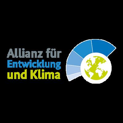 Allianz für Entwicklung und Klima - Logo EPS